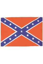 2ft x 3ft Rayon Rebel/ Confederate Polyester Flag