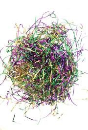 Metallic shred is great for parties, parades, craft projects, masquerades, proms, and more. Our  Metallic Shred comes in purple, gold, pink, silver, red, and more.