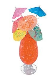 4in Party Parasols/ Umbrellas Picks