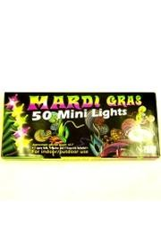 14ft 50 Count Mardi Gras  Lights