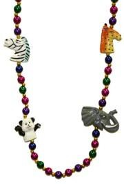 Zoo Animal Necklace