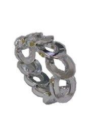 35mm Silver Chain Link Bracelet