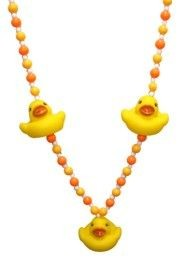 Yellow Rubber Duck Necklace