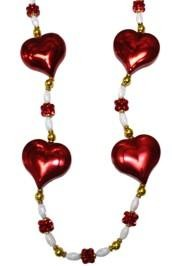 Make your sweetheart feel special with Valentines Day Beads. These are great for anniversaries, birthdays, and special dates.