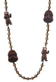 Grizzly Bear Bead