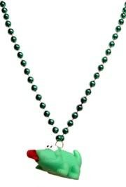 Silly Alligator Necklace