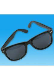 5 1/2in Wide x 2in Tall Black Glasses/ Sunglasses