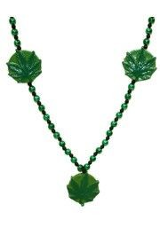 42in Marijuana Necklace