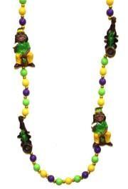Jamaican Man Necklace