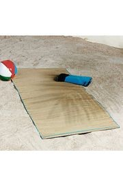 5.5ft x 30in Straw Beach Mat