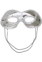 Eye Masks: Silver Lamei