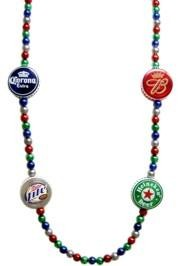 Fear No Beer Necklace