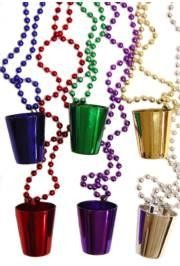 Shot Glass Beads