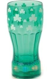 10oz St. Pats Flashing Tumbler