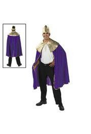 Adult Purple King Robe