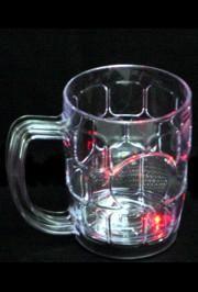 16oz Light Up Beer Mug