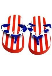 Childs Patriotic Sandals