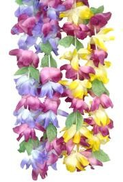 36in Assorted Color Flower Lei