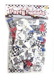 Checker Flag Butter Mints/ Candy