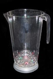 48oz Light-up Plastic Serving Pitcher