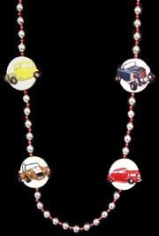 42in Hot Rods Necklace