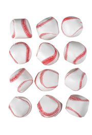 2in Foam Baseballs