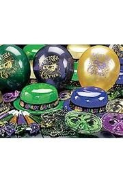Mardi Gras Party Kit Assortment For 12 People