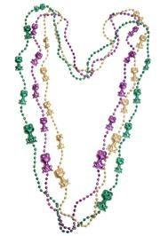 36in Metallic Purple/ Green/ Gold Sitting Frog Beads