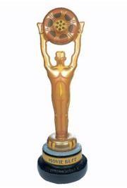 Vinyl Inflatable Movie Buff/ Oscar