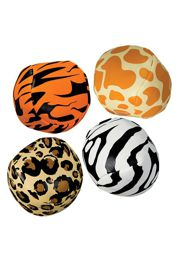 Safari/ Animal Print Kick Balls