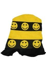 Smile Band Stove Top Hat