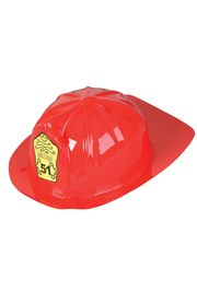 12in Long x 8 1/2in Wide Adult Fireman Hats