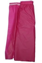 29in x 14ft Hot Magenta Plastic Table Skirts