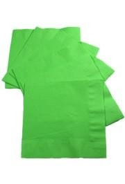 6.5in x 6.5in Citrus Green Lunch Napkins