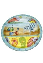 9in Sunny Day Paper Plates
