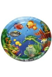 9in Ocean Friends Paper Plates