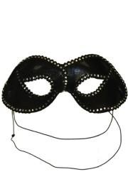Eye Masks: Black Lamei