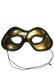 Eye Masks: Gold Lamei