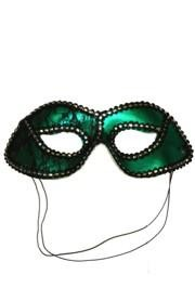 Eye Masks: Green Lamei