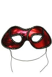 Eye Masks: Red Lamei