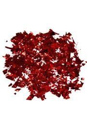 1lb Red Confetti