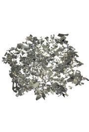 1lb Silver Confetti
