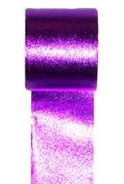 Mardi Gras Decorations are available for your parties and floats. We have foil ribbon, streamers, mesh ribbon, long mesh, Mardi Gras ribbon, and curling ribbon.