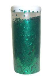 Green Chunky Glitter
