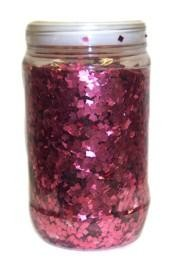 Pink Chunky Glitter