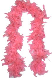 Baby Pink Feather Boas
