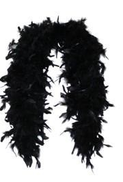 Black Feather Boas