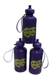 Mardi Gras Water Bottles