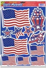 PATRIOTIC CUT OUTS