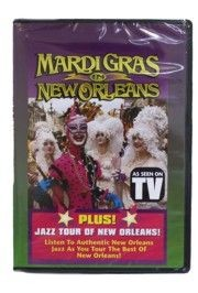 Mardi Gras In New Orleans DVD